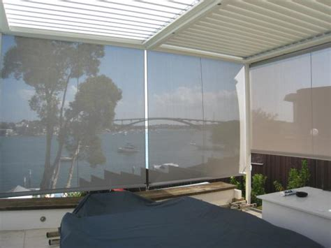 Vista Blinds Vista Shade Blinds Photo Australian Outdoor Living