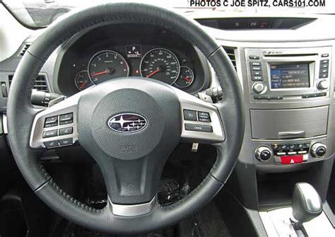 subaru outback steering wheel leather steering wheel subaru outback 2 5i 4