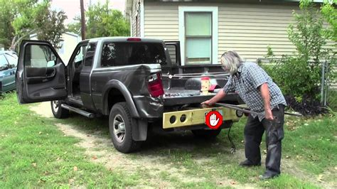 ford ranger truck bed 2004 ford ranger flatbed project part01 removing truck bed youtube