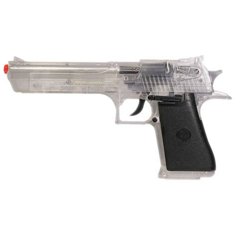 Ts Bb desert eagle clear 44 magnum air pistol