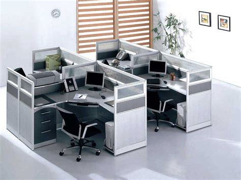 Office Workstations Desks Modern Office Work Stations