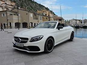 Convertible Mercedes Mercedes C Class Convertible Release Date Price And
