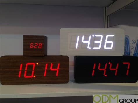 alarm clock bedroom wake up to a bedroom promo branded alarm clocks