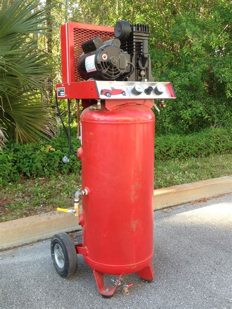 snap on tools big air compressor 2 hp 30 gallon 125 psi 115v 230v ebay