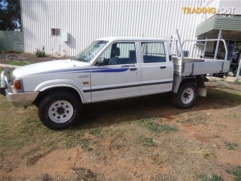 ford courier crew cab 1998 ford courier xl 4x4 crew cab p up for sale in