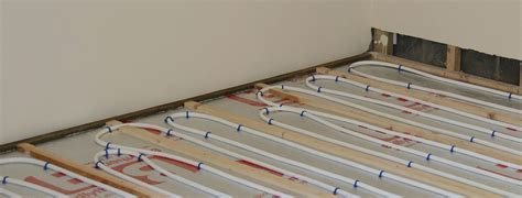 Laying Engineered Wood Floorboards Over Under floor Heating
