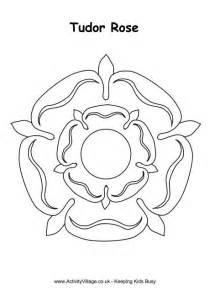 Tudor Colouring Pages Tudor Rose Colouring Page Shakespeare Pinterest by Tudor Colouring Pages