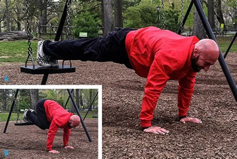 swing set workout the 5 move full body playground workout