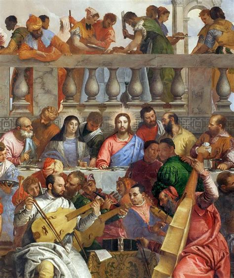 Wedding At Cana Symbolism by The Story In Paintings A Feast Of Veronese The Eclectic