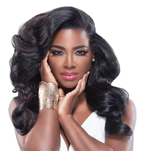 what kind of extensions does kenya moore wear weave hair kenya moore wears kenya moore body wave i want
