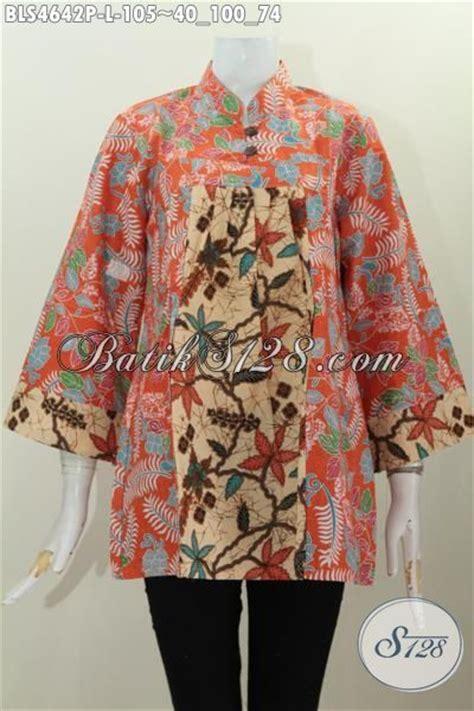 Baju Batik Wanita Karier baju blus modern deain terkini untuk wanita karir yang ingin til gaya baju batik kerah