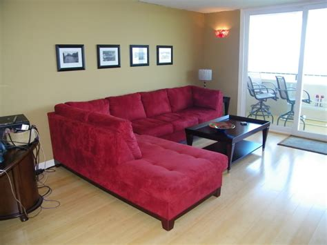 living rooms with red couches red sofa decor and red couch decorating modern living room