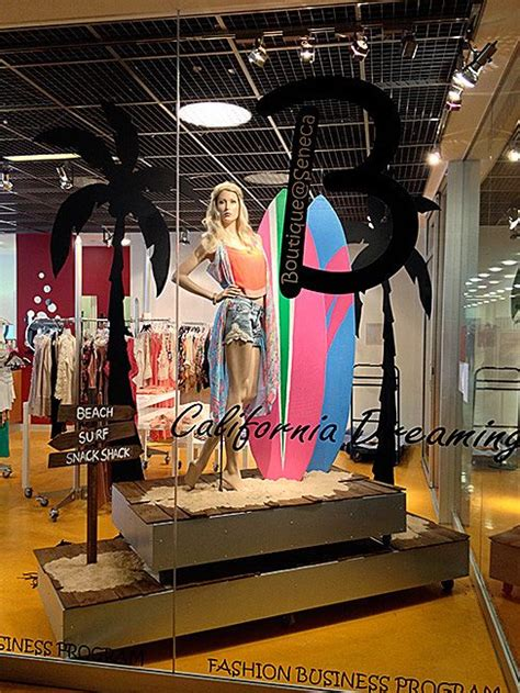 Mannequin Plastic Noodles Clear 10 best images about summer window displays on