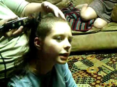 wife gives husband a buzz cut girls boyish buzzcut flv youtube