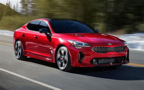2020 Kia Stinger Release Date by 2020 Kia Stinger Release Date Rating Review And Price