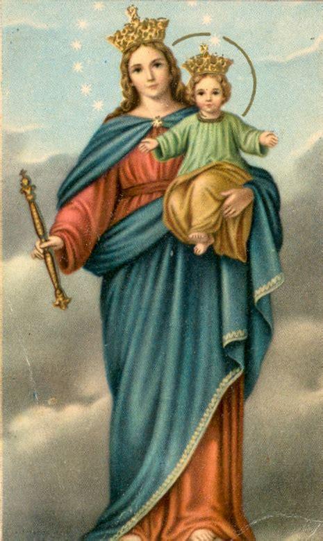 Imagenes La Virgen Maria Auxiliadora   mar 237 a auxiliadora directorio de la iglesia cat 243 lica
