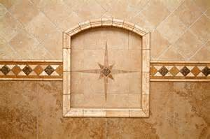 Preformed receseed shower niche bathroom seattle by all tile
