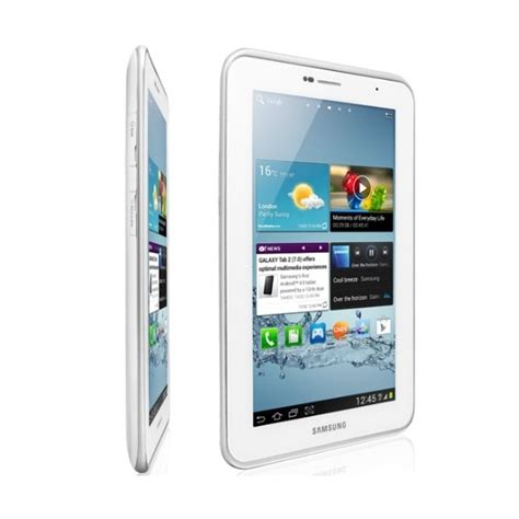 Samsung Galaxy Tab 2 Wifi P3110 by Samsung Galaxy Tab 2 P3110 Wifi Blanco Gt Tablets Gt Tablets