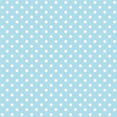 pattern paper blue free digital polka dot scrapbooking paper baby blue