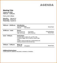 site meeting agenda template 5 business agenda template bookletemplate org