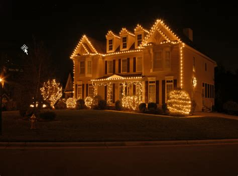 christmas holiday decoration and lighting company apex nc