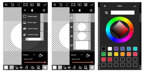 tutorial gambar picsart tutorial picsart cara membuat gambar pokeball dengan