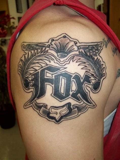 fox racing tribal tattoos fox racing logo picture at checkoutmyink