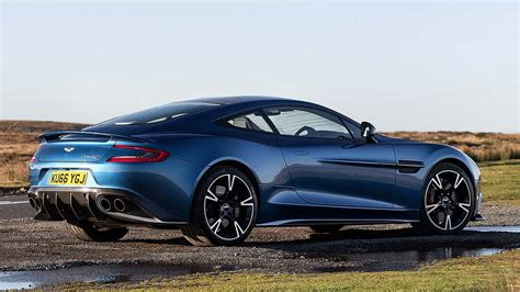 2017 aston martin vanquish s review a gt great motoring