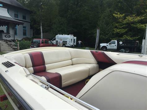 correct craft upholstery correct craft ski nautique 2001 1986 for sale for 4 000