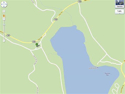 lake of the woods oregon map biking 171 ashland daily photo