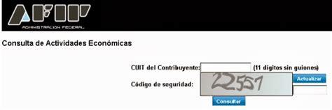 nomenclador de actividades afip afip consulta nuevo nomenclador de actividades estudios