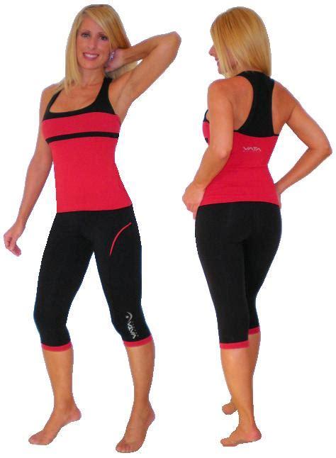 vata brasil zariah knee pant 003 workout