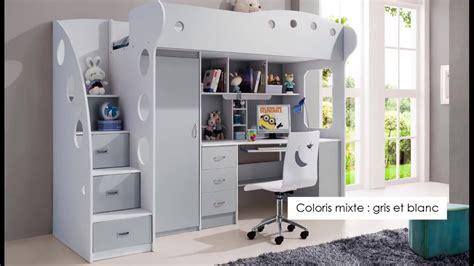 mezzanine bureau enfant lit mezzanine avec bureau enfant uteyo