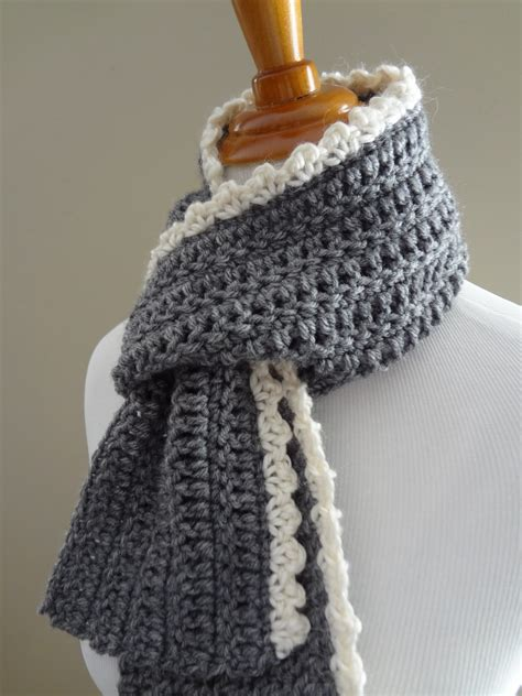 crochet scarf pattern beginner free crochet pattern ingrid scarf crochet pinterest