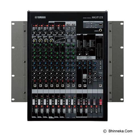 Harga Power Mixer Yamaha 12 Channel jual yamaha power mixer mgp series mgp12x murah