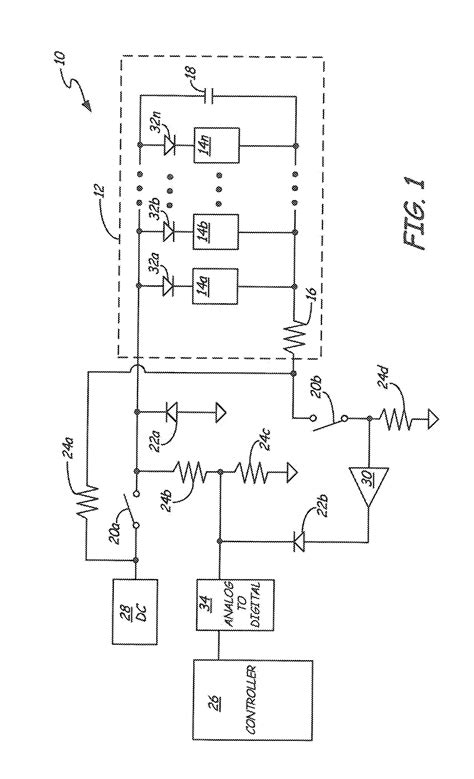 impedance diagram of capacitor patent us20130147495 end of line capacitor for measuring wiring impedance of emergency