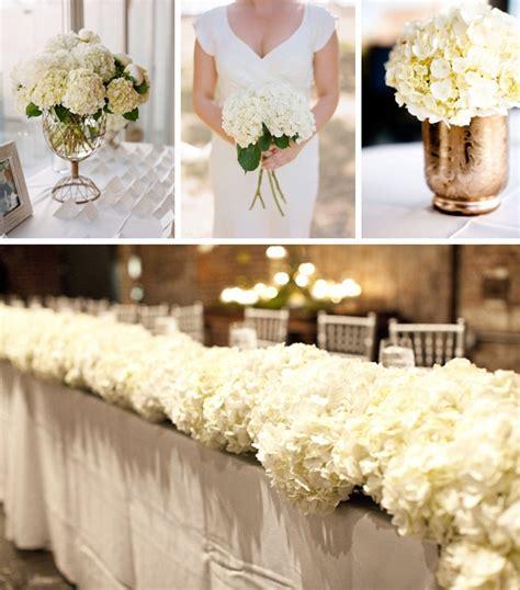 Hydrangea Wedding Flowers by Southboundbride Hydrangeas Wedding Flowers 009