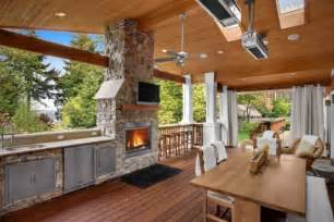 Rustic Outdoor Kitchen Ideas by 10 Outdoor Kitchen Design Ideas Always In Trend Always
