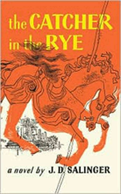 the catcher in the cultural references to the novel the catcher in the rye