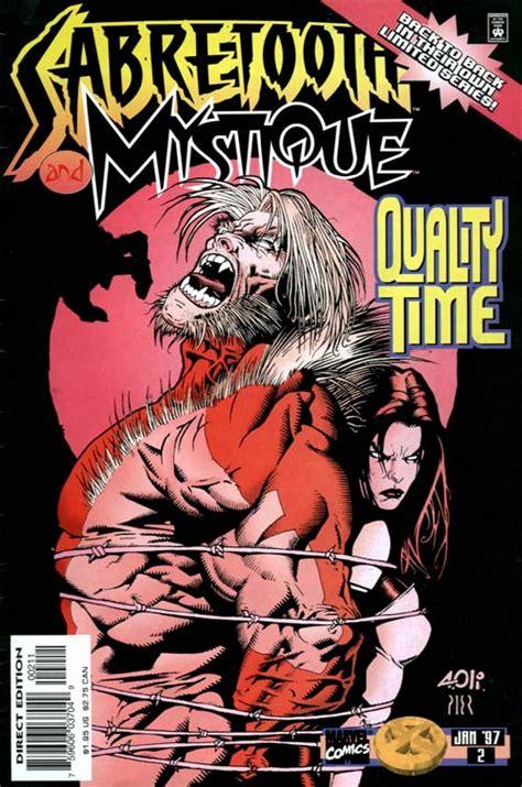 origins sabretooth vol 1 1 marvel database fandom powered by wikia sabretooth and mystique vol 1 2 marvel database fandom powered by wikia