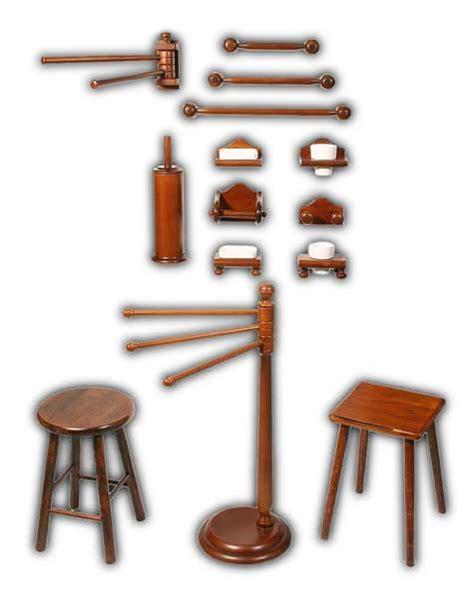 accessori bagno in legno mobili da bagno in legno arredo bagno