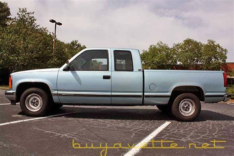 Sle Sales by 1992 Gmc 1500 Sle Extended Cab For Sale