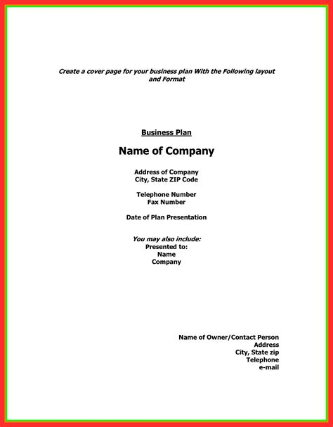 cover sheet resume format
