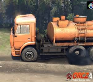 Wheels Truck Wiki Spintires C 6522 Truck Default Wheels Orcz The