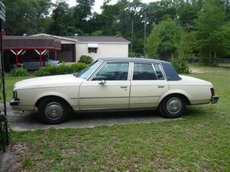 83 buick regal sell used 83 buick regal seized engine in pensacola