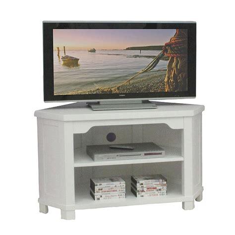 meuble tv bois blanc pas cher tele 120 cm pas cher wehomez