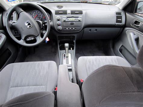 2005 Honda Civic Lx Interior by 2005 Honda Civic Interior Pictures Cargurus