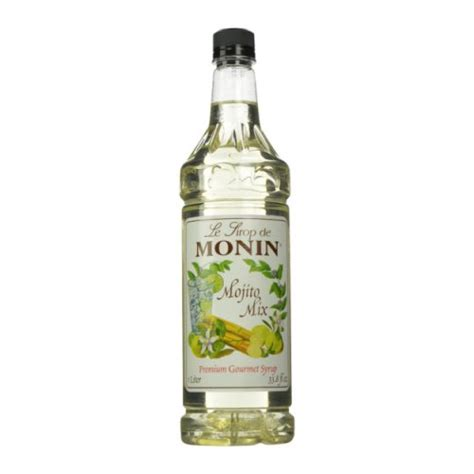 Fo Gourmet Mojito Mint Cafe Coffee Original Syrup 700 Ml monin mojito mix formally mint mojito 1 liter pet 12 25 coffee shop supplies flavored