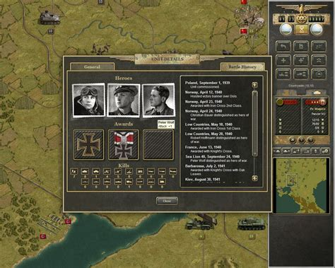 Types Of Medals System Requirements Panzer Corps System Requirements