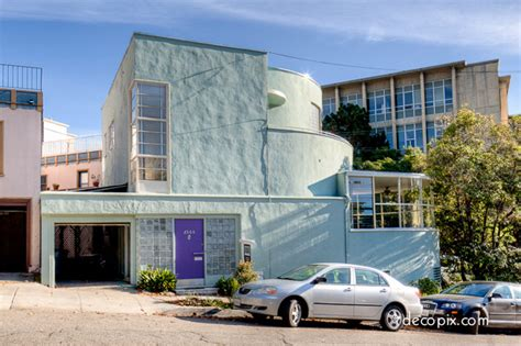 Harris House by Deco Separated At Birth 9 Joseph W Harris House